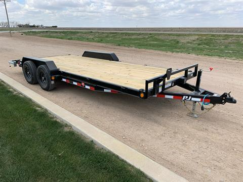 2020 PJ Trailers 20' EQUIPMENT in Montezuma, Kansas - Photo 5