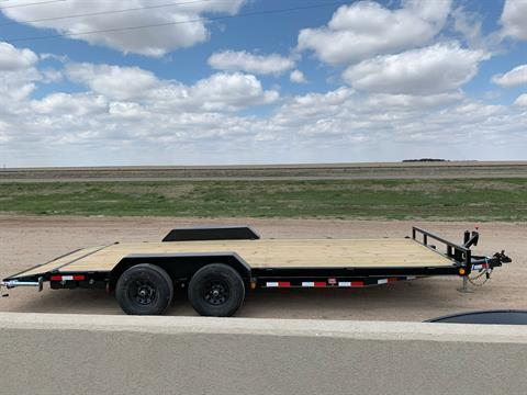 2020 PJ Trailers 20' EQUIPMENT in Montezuma, Kansas - Photo 6