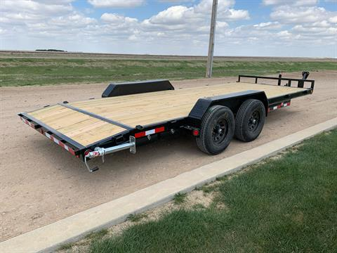 2020 PJ Trailers 20' EQUIPMENT in Montezuma, Kansas - Photo 7