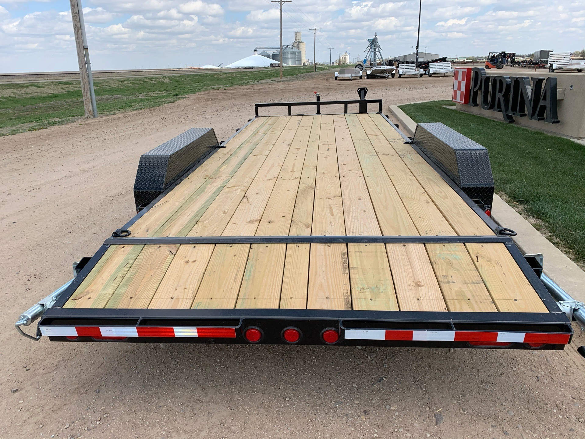 2020 PJ Trailers 20' EQUIPMENT in Montezuma, Kansas - Photo 8