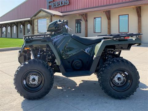 2020 Polaris Sportsman 450 H.O. Utility Package in Montezuma, Kansas - Photo 1