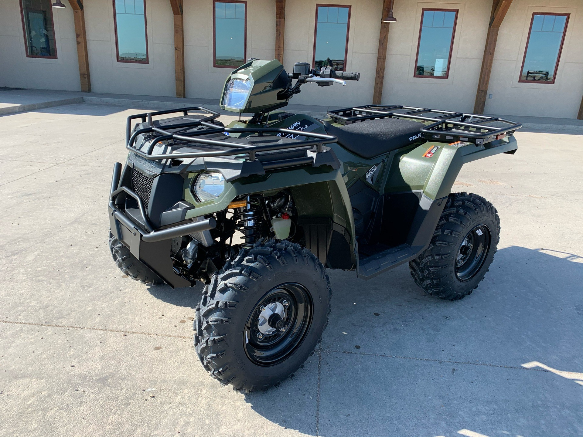 2020 Polaris Sportsman 450 H.O. Utility Package in Montezuma, Kansas - Photo 2