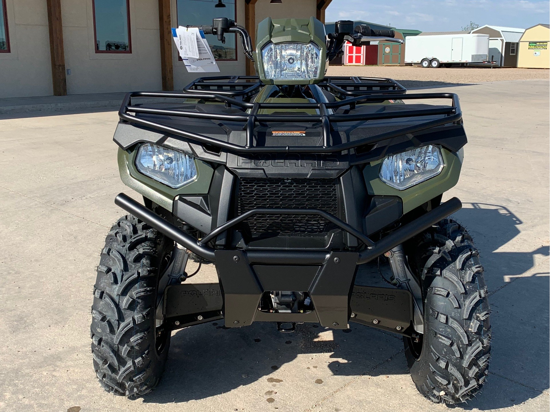 2020 Polaris Sportsman 450 H.O. Utility Package in Montezuma, Kansas - Photo 3