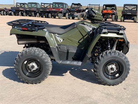 2020 Polaris Sportsman 450 H.O. Utility Package in Montezuma, Kansas - Photo 5