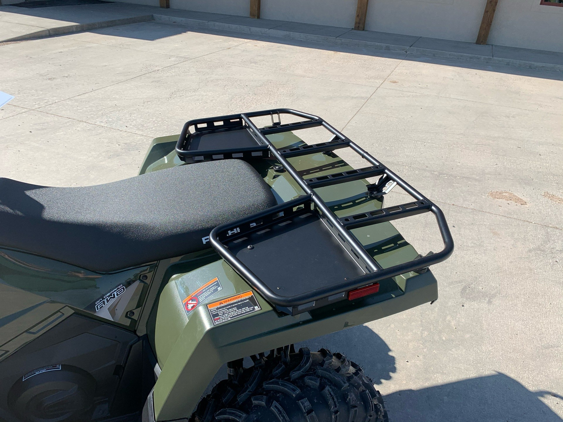 2020 Polaris Sportsman 450 H.O. Utility Package in Montezuma, Kansas - Photo 9