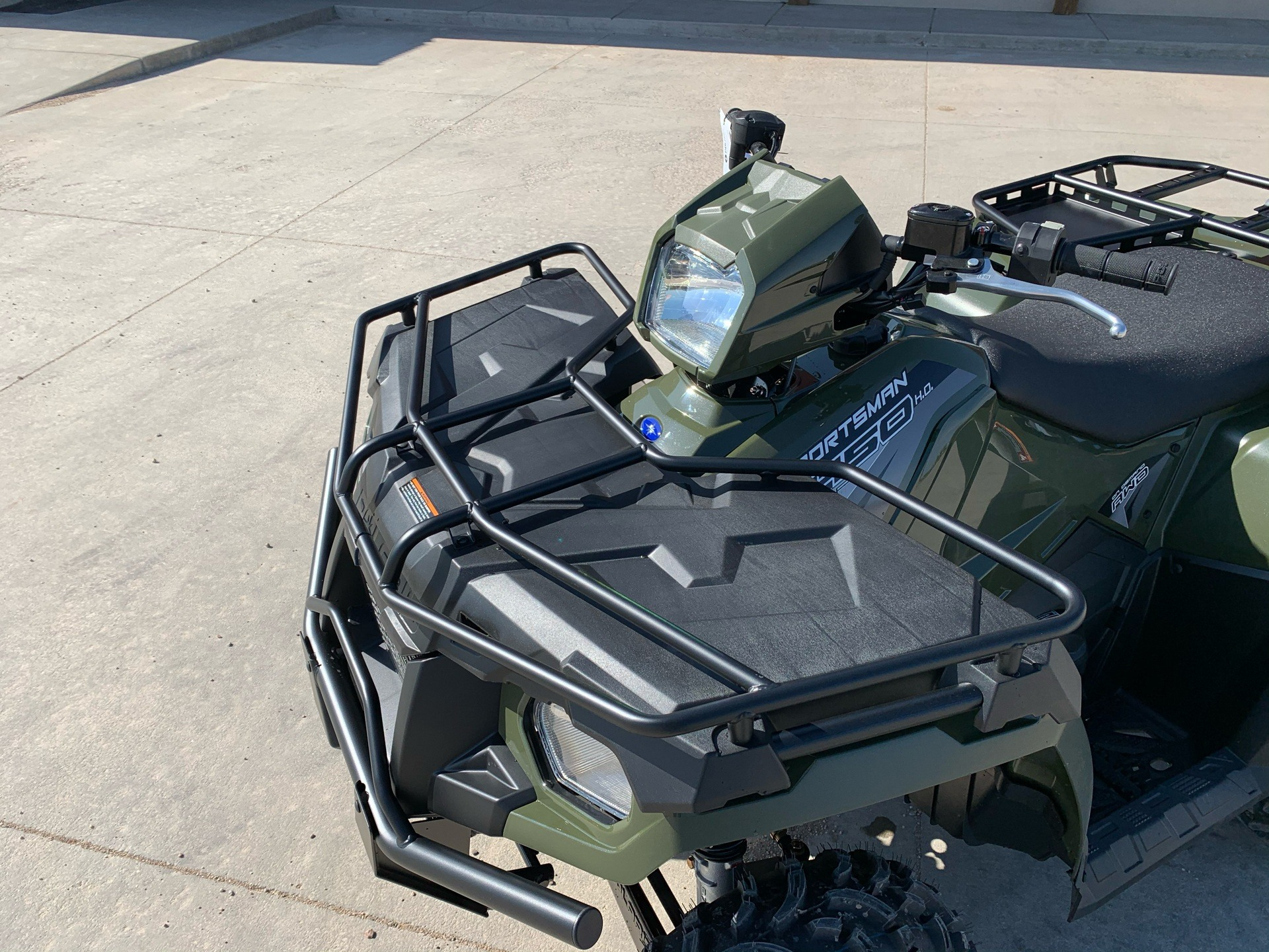 2020 Polaris Sportsman 450 H.O. Utility Package in Montezuma, Kansas - Photo 10