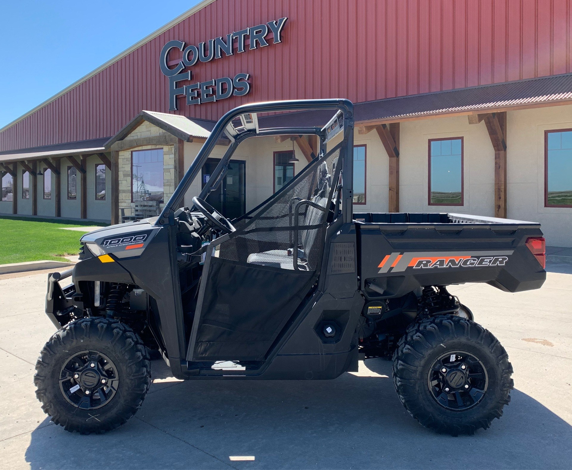 2020 Polaris Ranger 1000 Premium + Winter Prep Package in Montezuma, Kansas - Photo 1