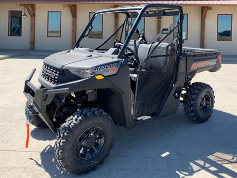 2020 Polaris Ranger 1000 Premium + Winter Prep Package in Montezuma, Kansas - Photo 2