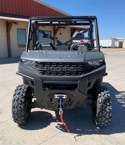 2020 Polaris Ranger 1000 Premium + Winter Prep Package in Montezuma, Kansas - Photo 3