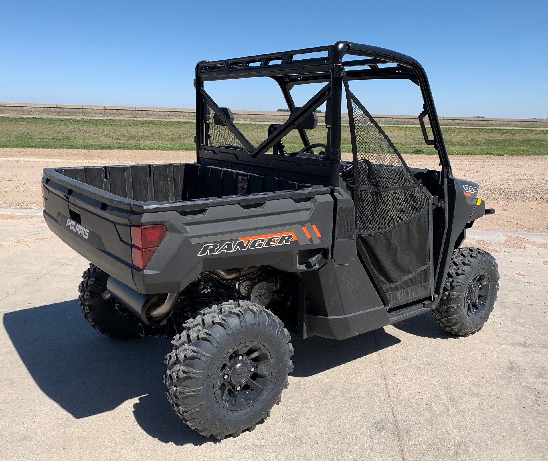 2020 Polaris Ranger 1000 Premium + Winter Prep Package in Montezuma, Kansas - Photo 6
