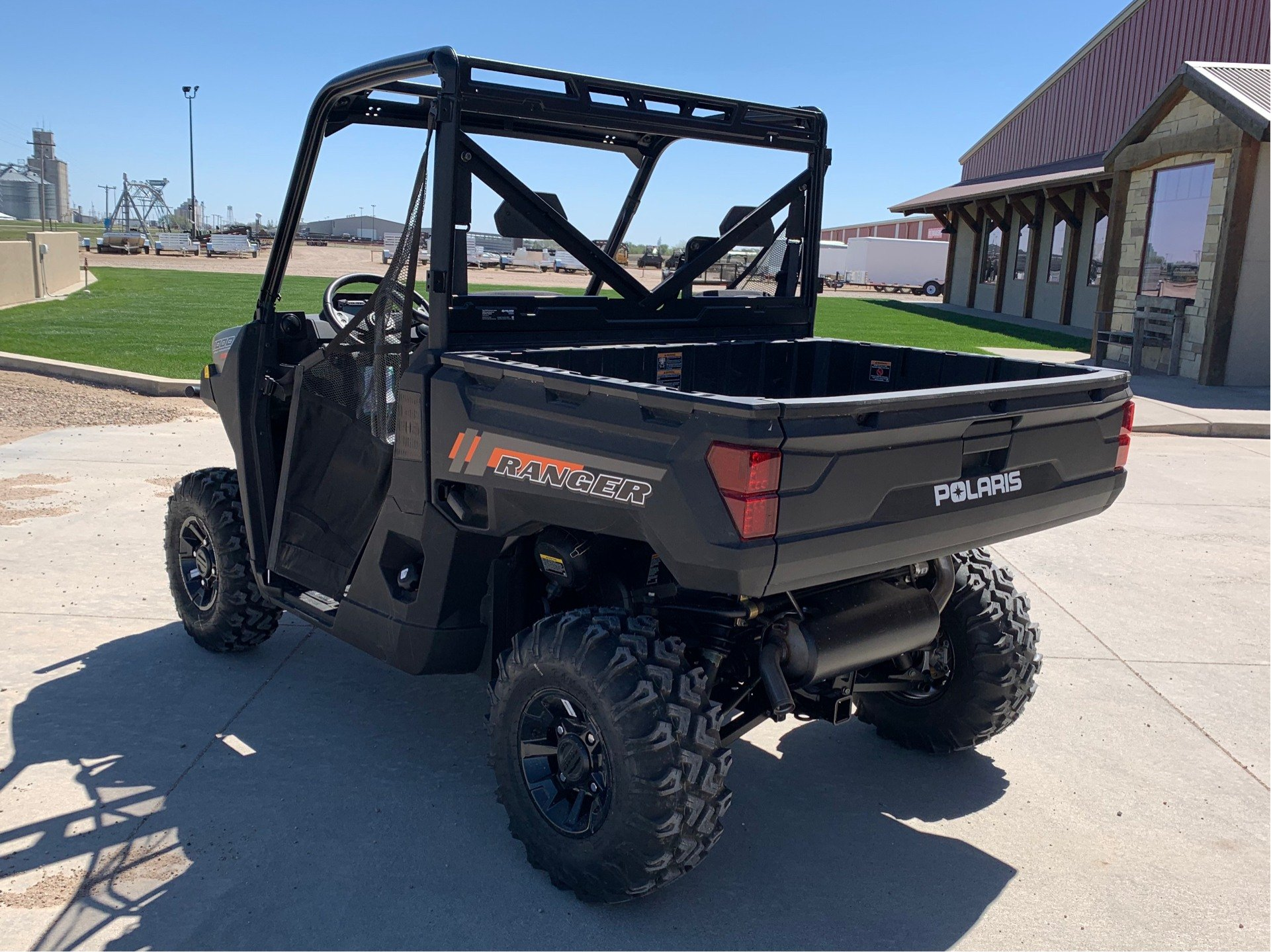 2020 Polaris Ranger 1000 Premium + Winter Prep Package in Montezuma, Kansas - Photo 8
