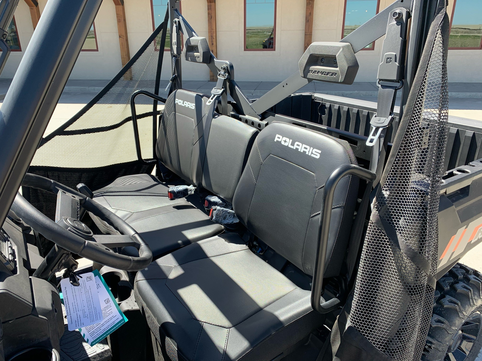 2020 Polaris Ranger 1000 Premium + Winter Prep Package in Montezuma, Kansas - Photo 11
