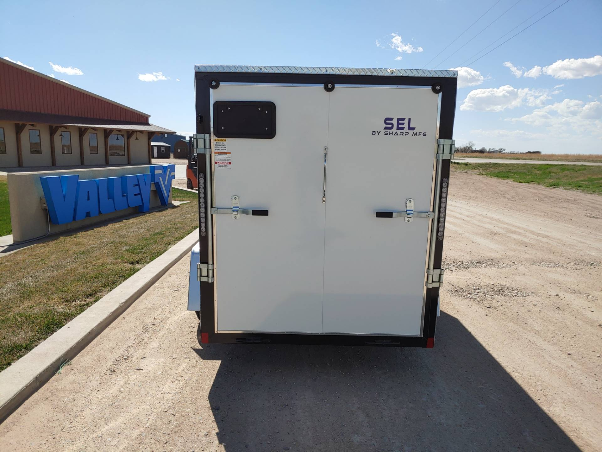 2021 Sharp Mfg. 5 X 10 SA SEL in Montezuma, Kansas - Photo 3