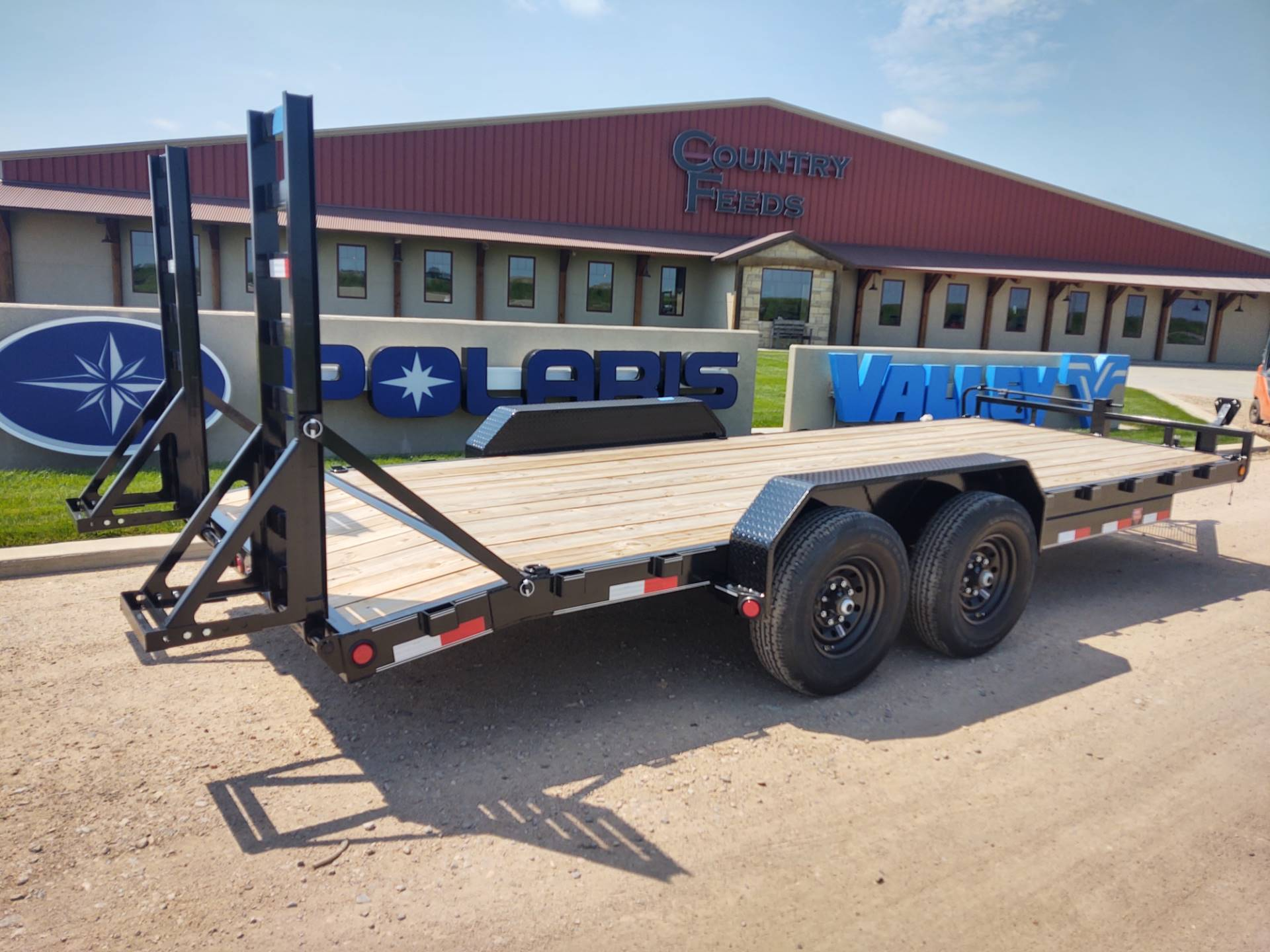 "2020 PJ Trailers 20'X6"" CHANNEL EQUIPMENT in Montezuma, Kansas - Photo 2"