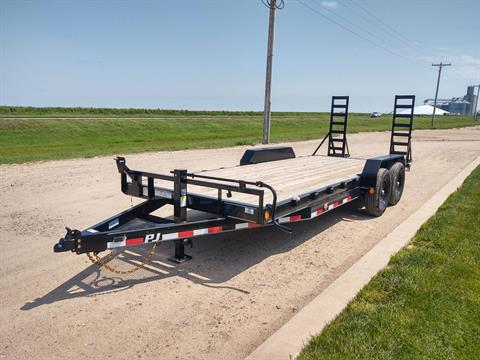 "2020 PJ Trailers 20'X6"" CHANNEL EQUIPMENT in Montezuma, Kansas - Photo 5"