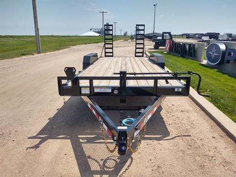 "2020 PJ Trailers 20'X6"" CHANNEL EQUIPMENT in Montezuma, Kansas - Photo 6"