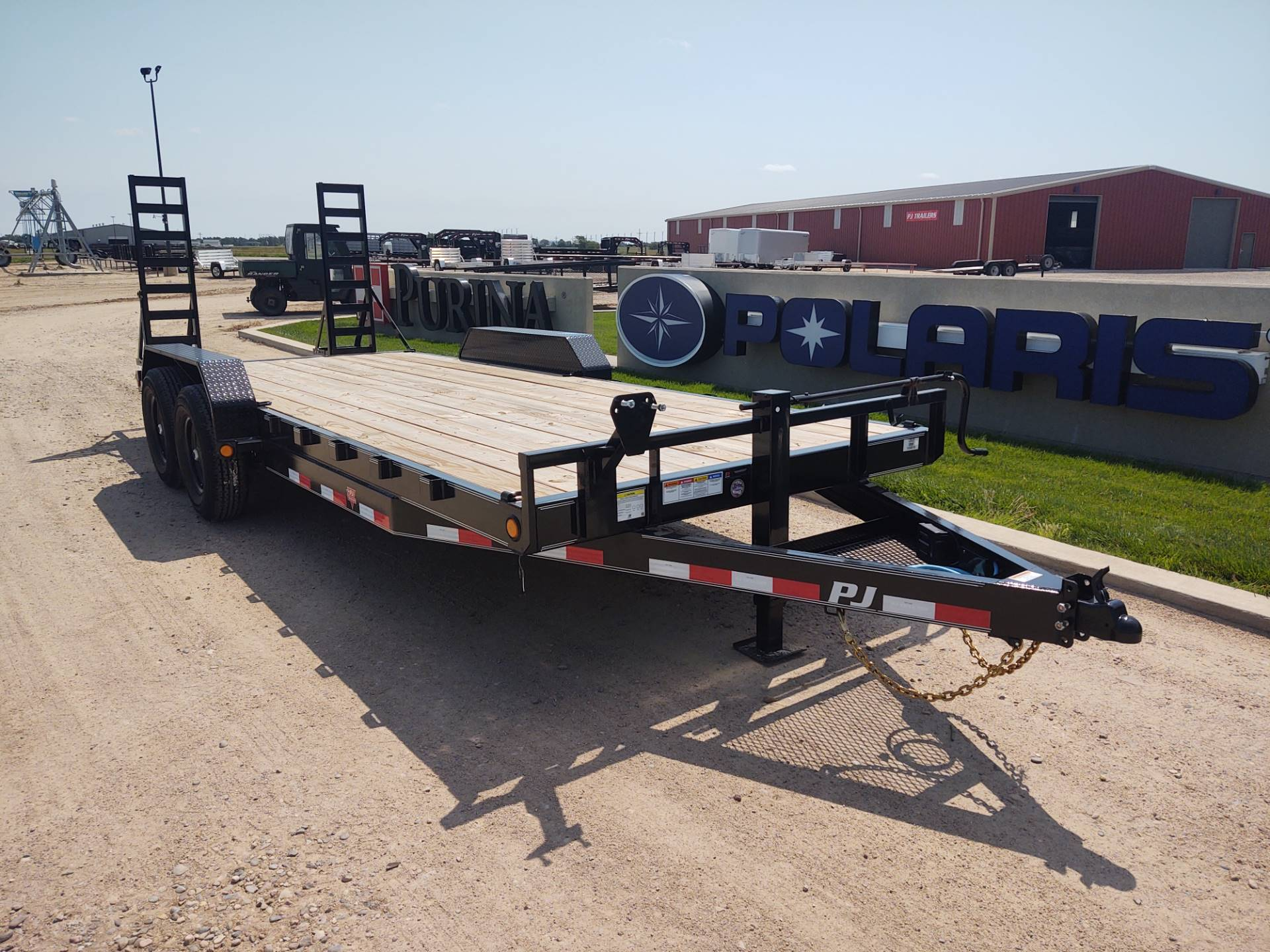 "2020 PJ Trailers 20'X6"" CHANNEL EQUIPMENT in Montezuma, Kansas - Photo 7"