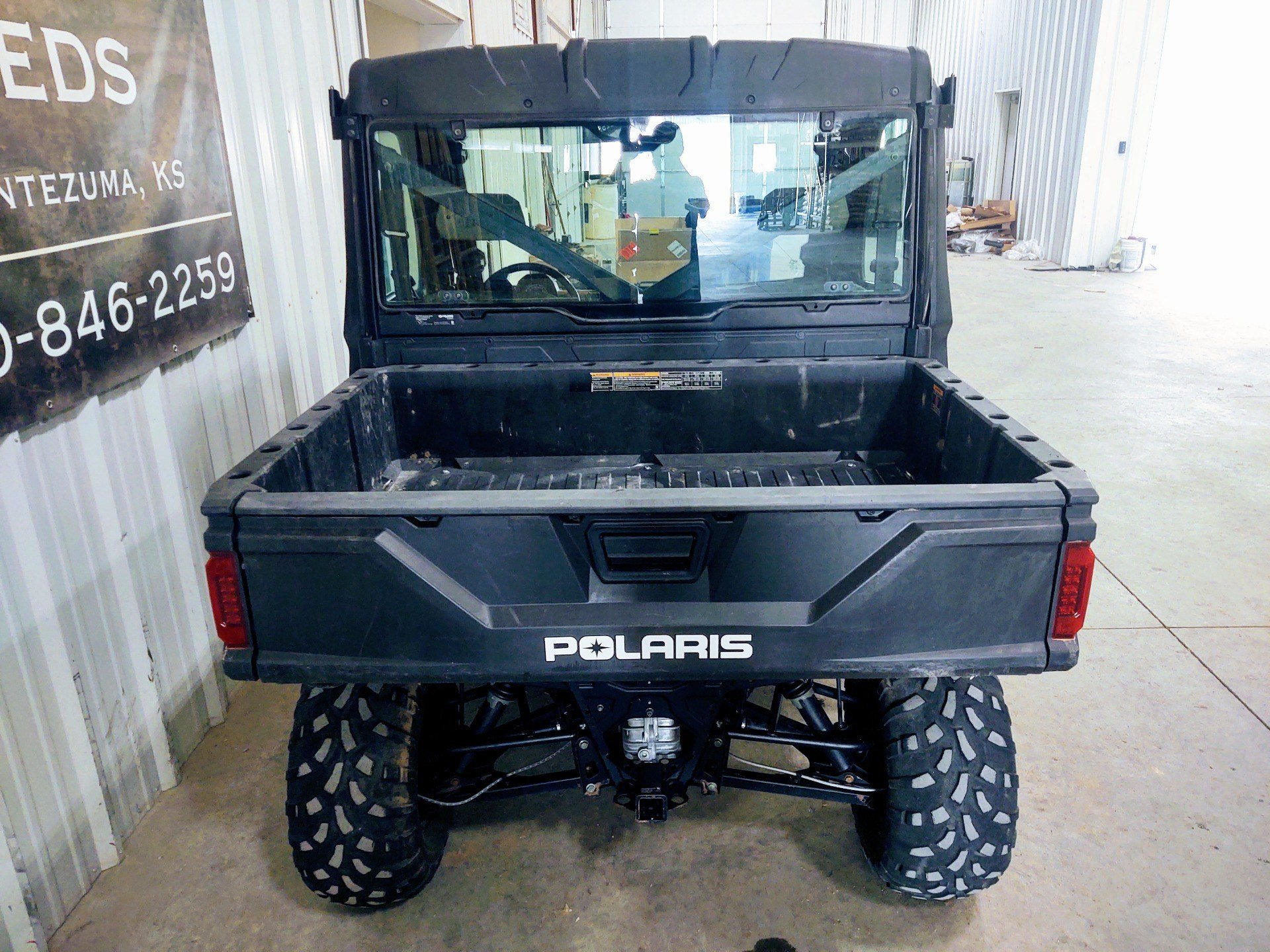 2019 Polaris Ranger XP 900 EPS in Montezuma, Kansas - Photo 3