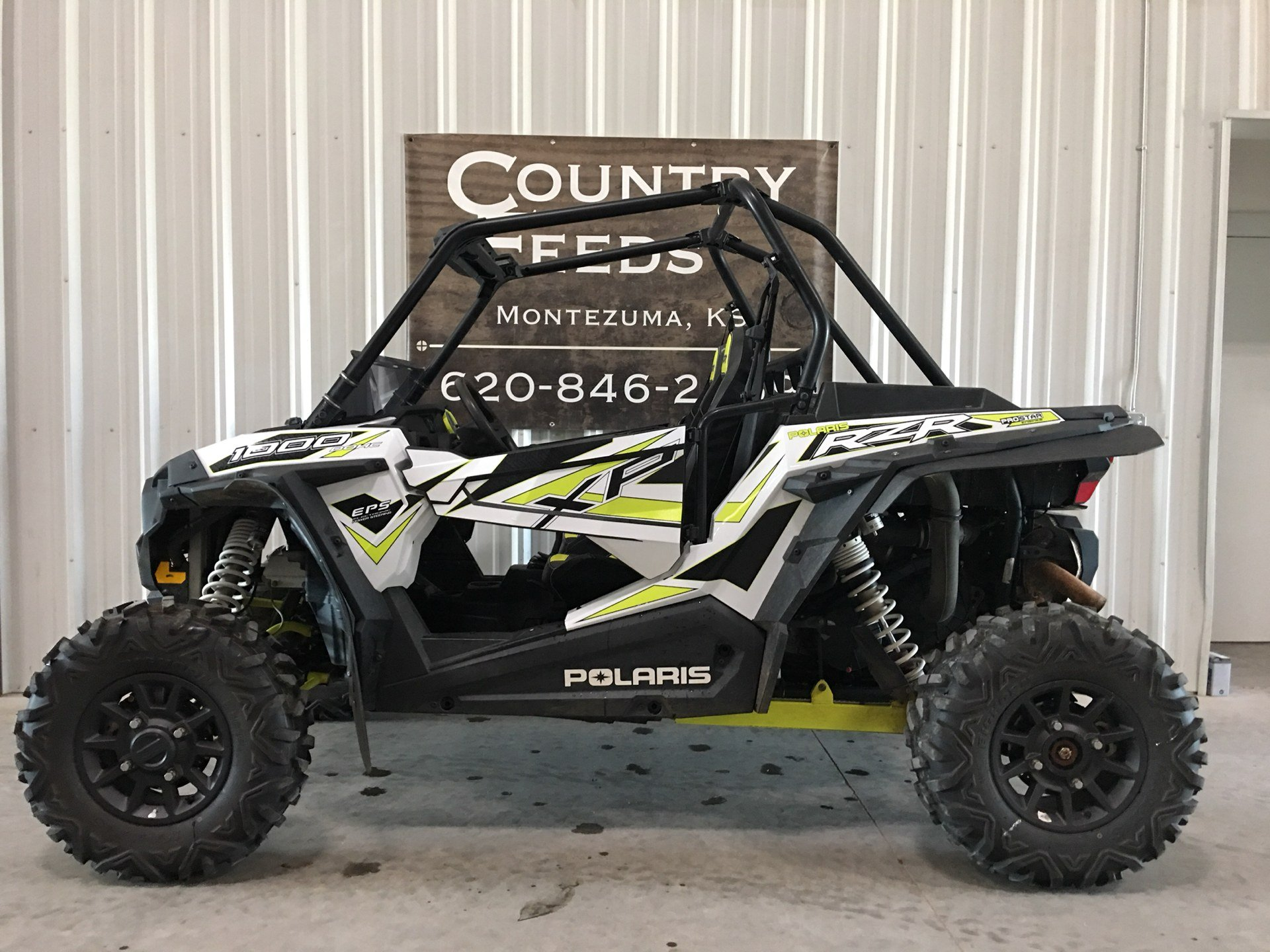 2018 Polaris RZR XP 1000 EPS in Montezuma, Kansas - Photo 1