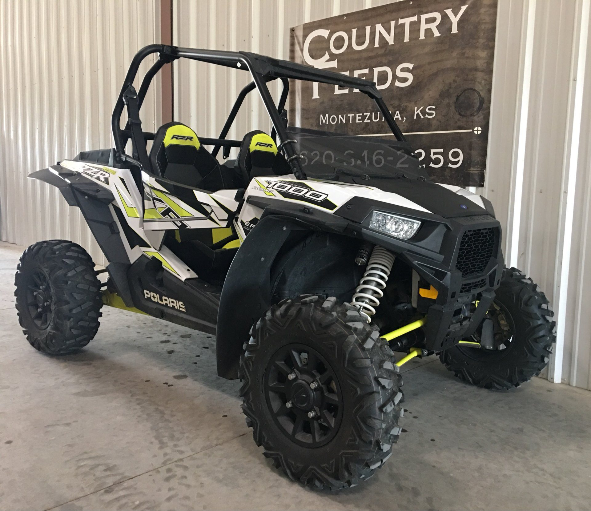 2018 Polaris RZR XP 1000 EPS in Montezuma, Kansas - Photo 17