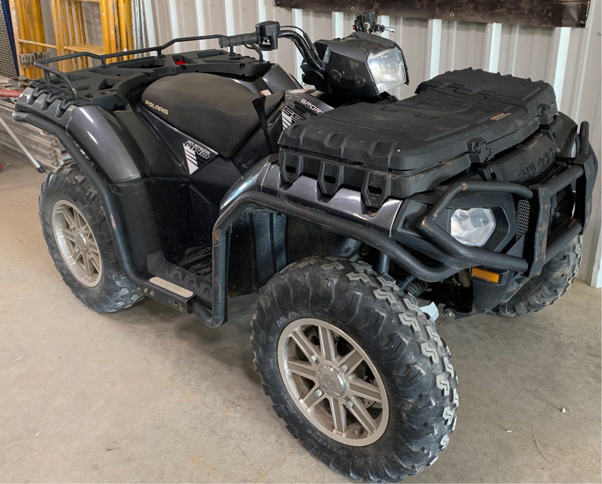 2014 Polaris Sportsman® 550 EPS in Montezuma, Kansas - Photo 7
