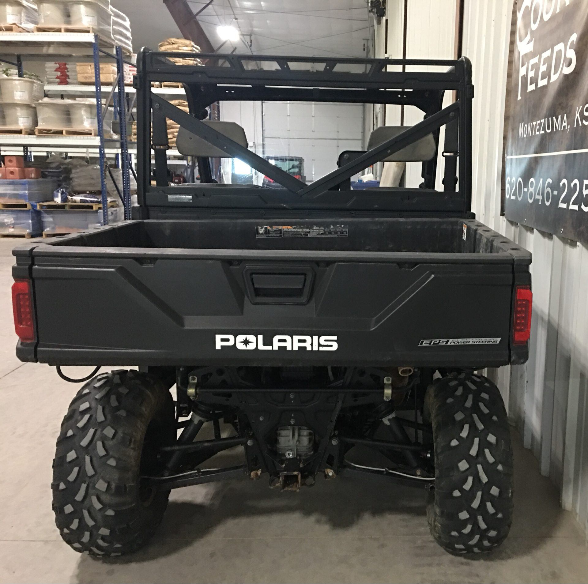 2017 Polaris Ranger XP 900 EPS in Montezuma, Kansas - Photo 3
