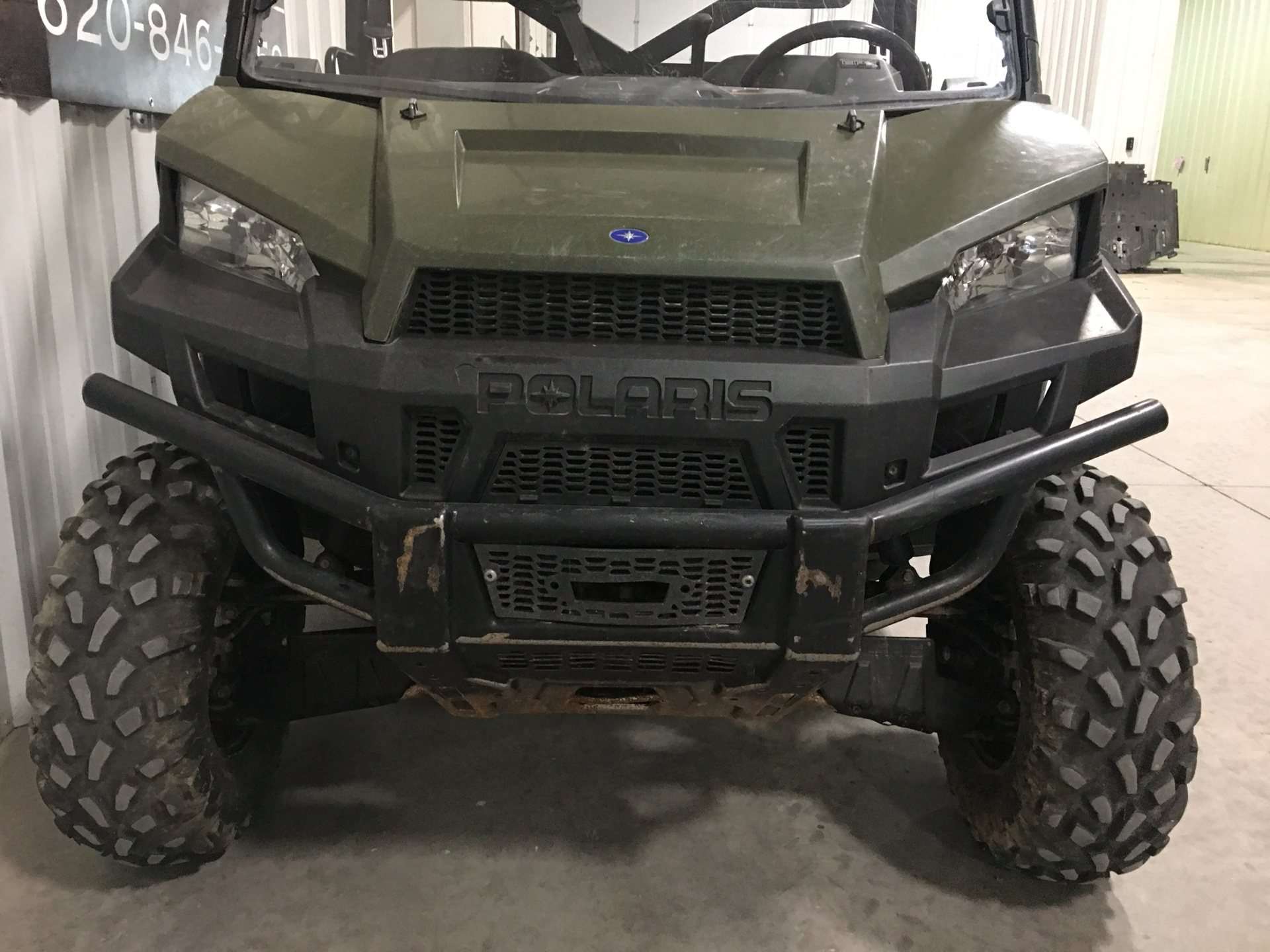 2017 Polaris Ranger XP 900 EPS in Montezuma, Kansas - Photo 11