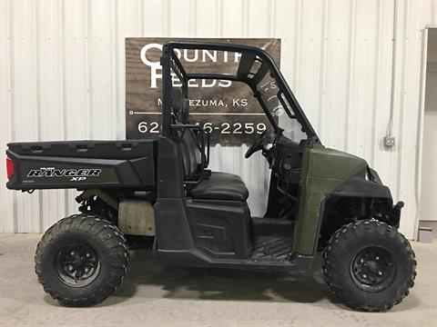 2017 Polaris Ranger XP 900 EPS in Montezuma, Kansas - Photo 18