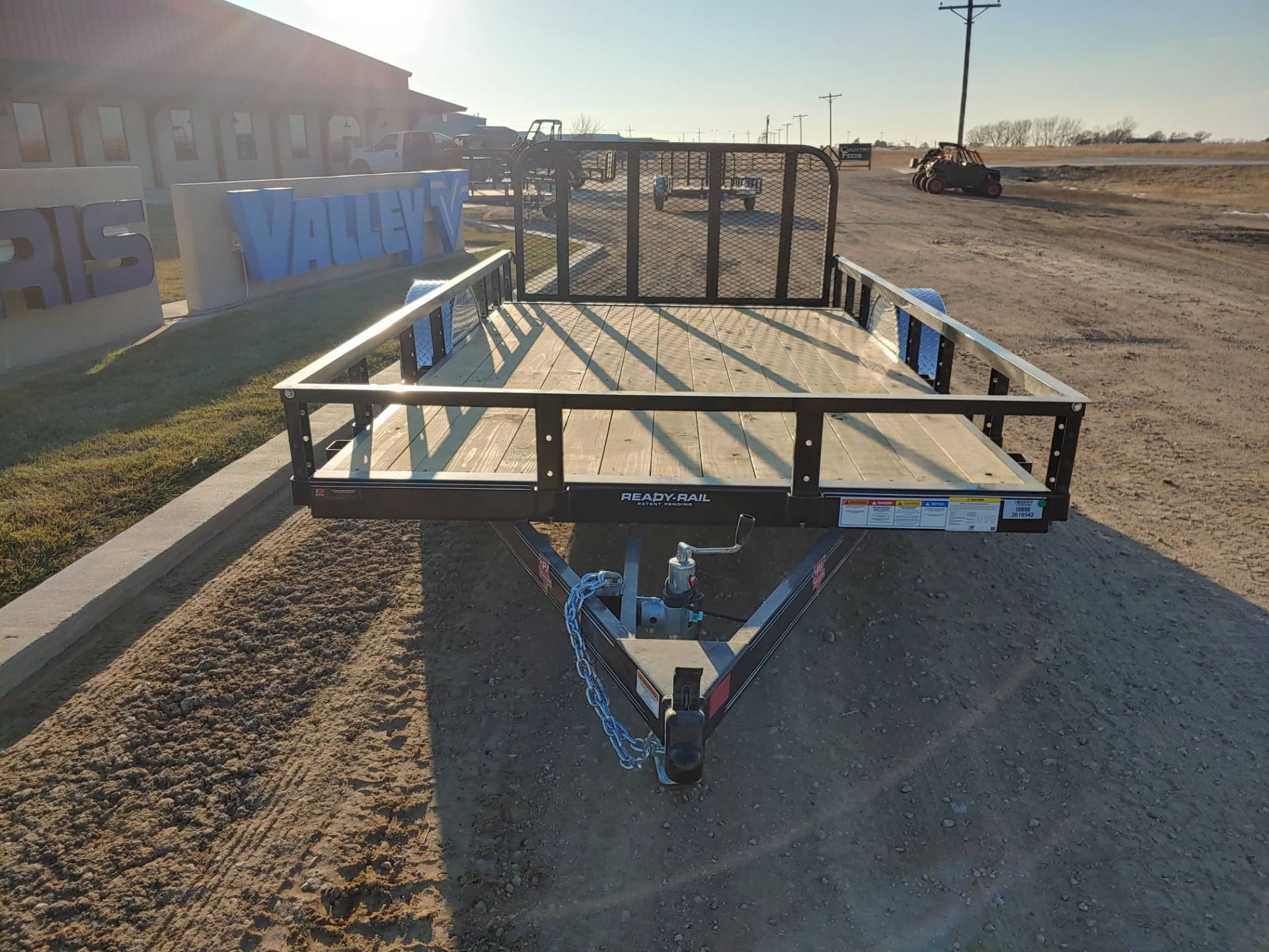 "2021 PJ Trailers 12' X 77"" S/A UTILITY in Montezuma, Kansas - Photo 4"