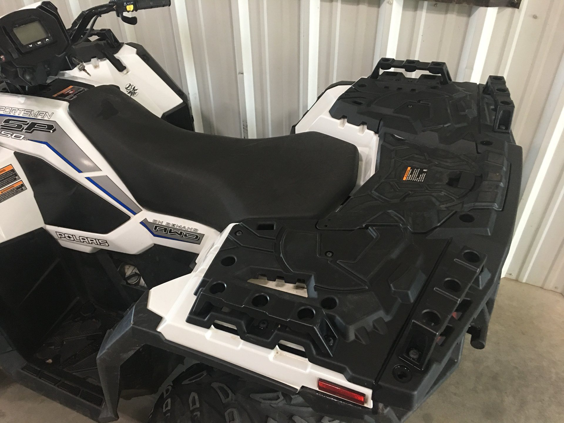 2019 Polaris Sportsman 850 SP in Montezuma, Kansas - Photo 5