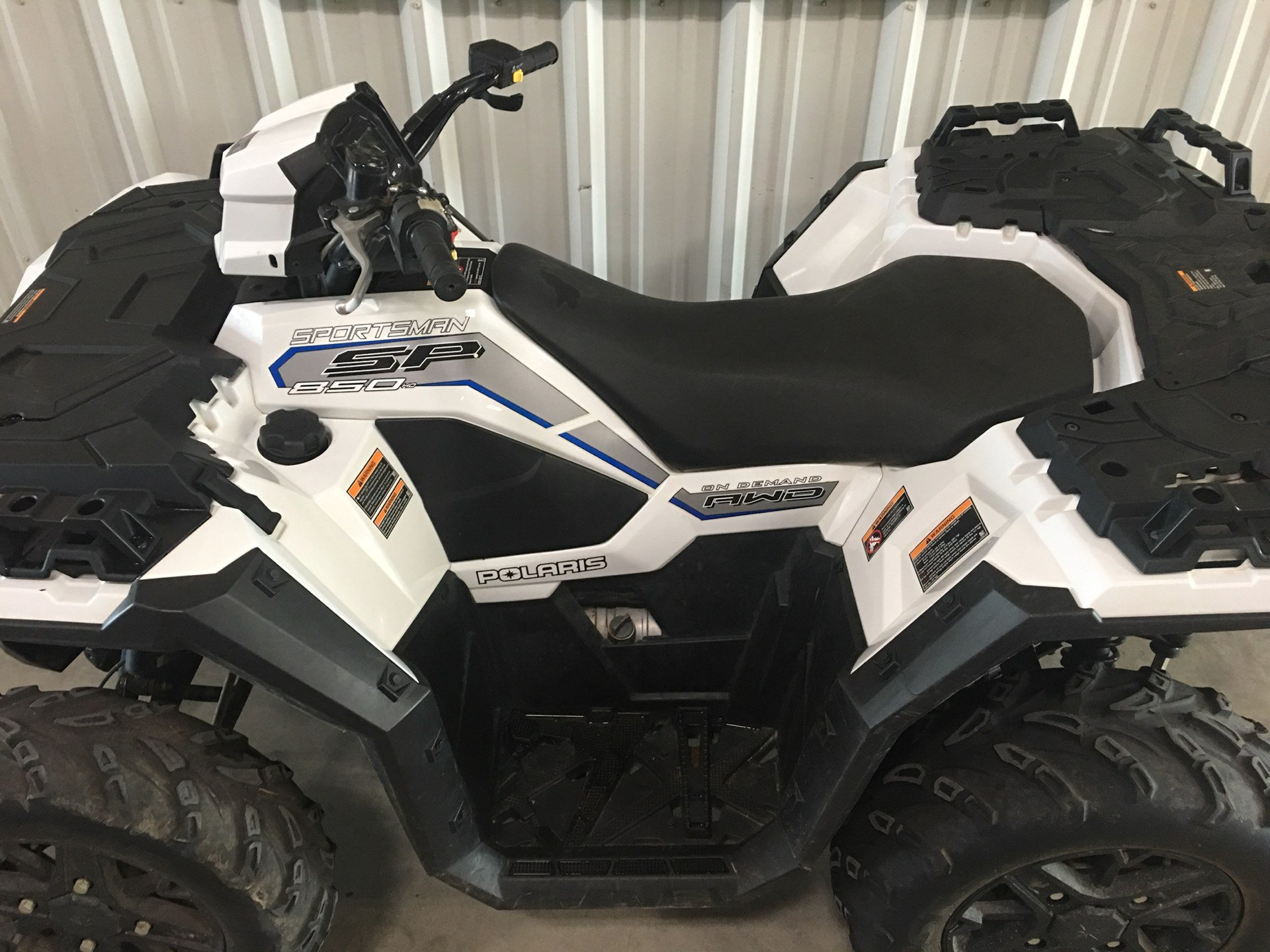 2019 Polaris Sportsman 850 SP in Montezuma, Kansas - Photo 6