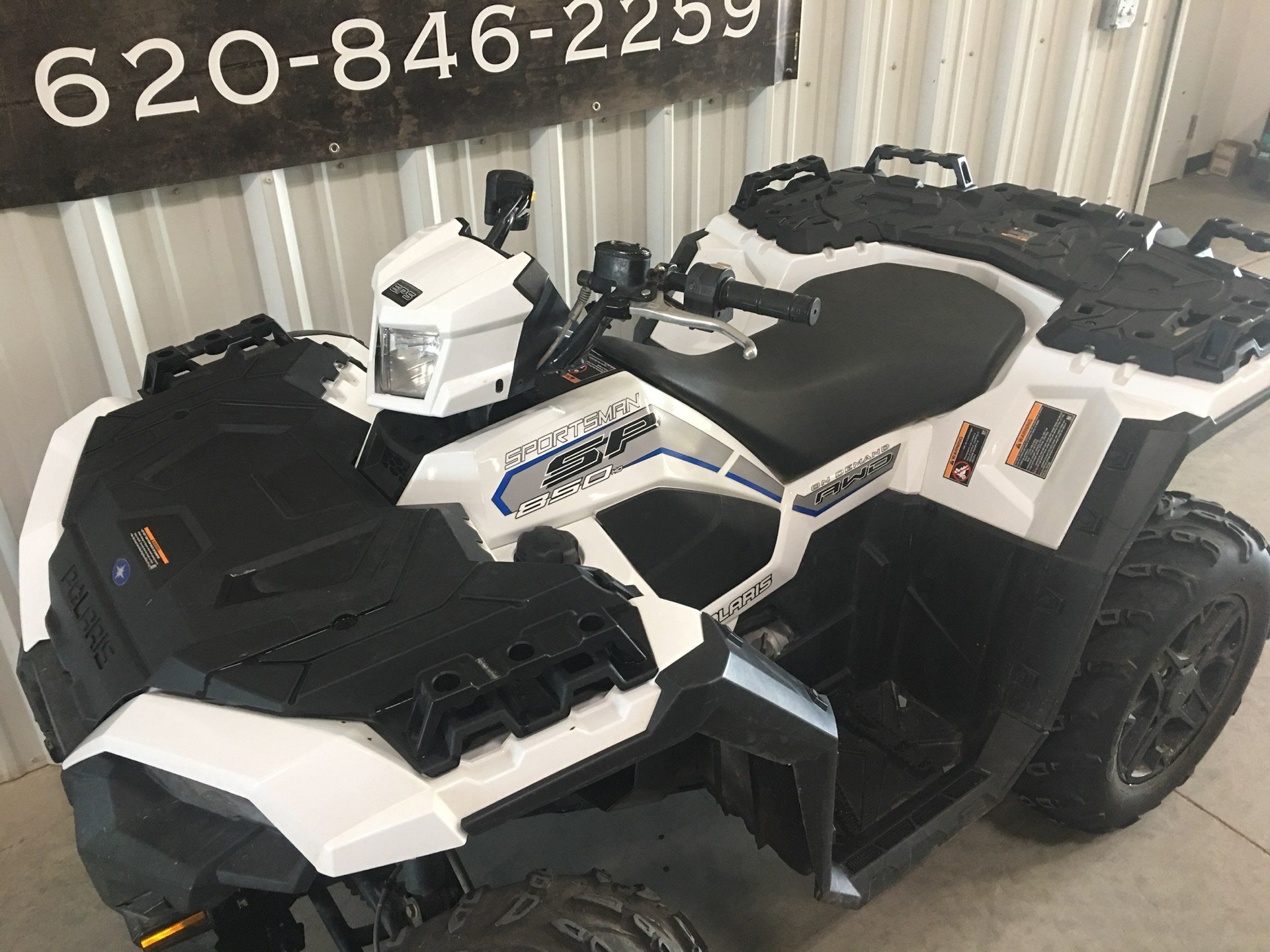 2019 Polaris Sportsman 850 SP in Montezuma, Kansas - Photo 7