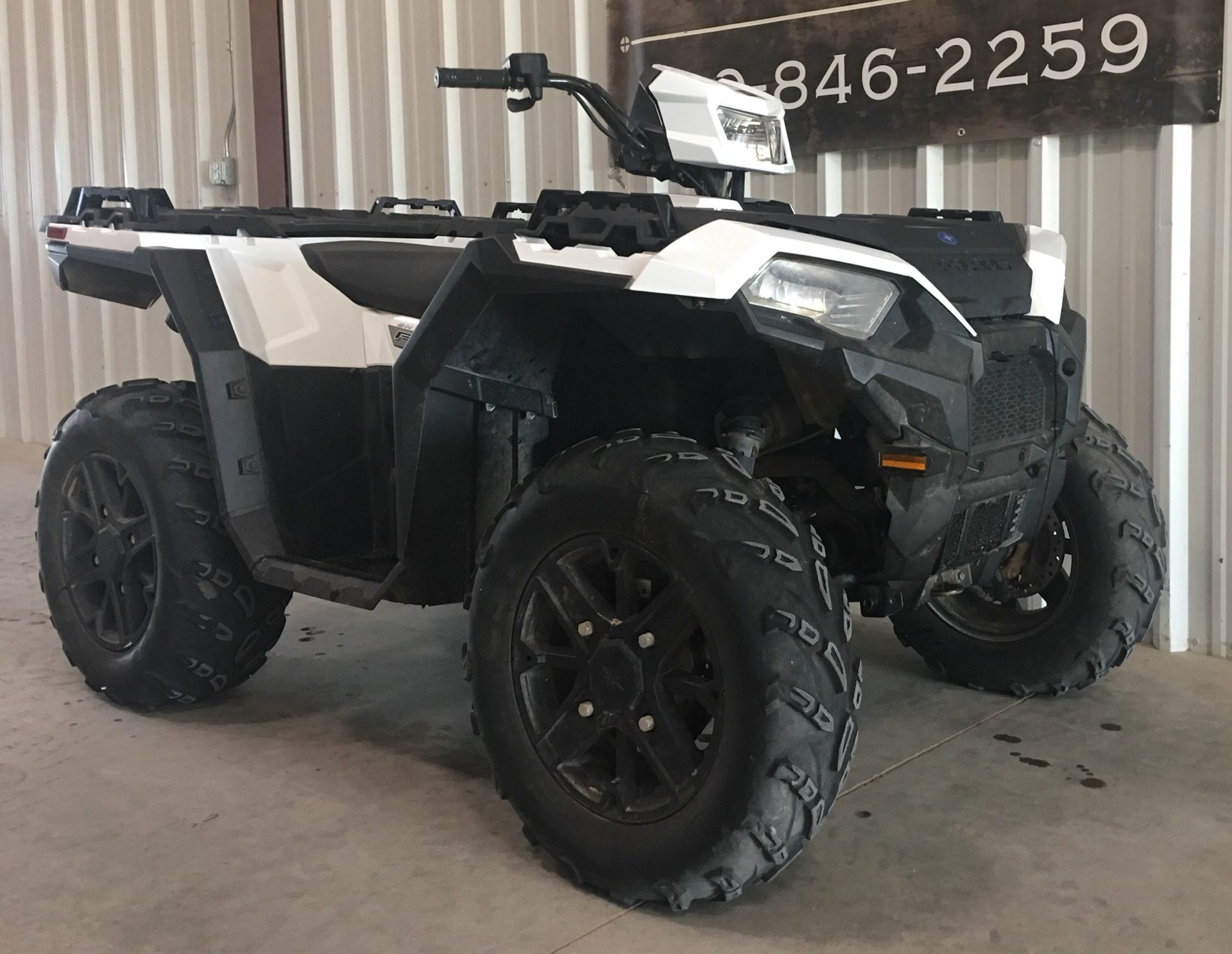 2019 Polaris Sportsman 850 SP in Montezuma, Kansas - Photo 14