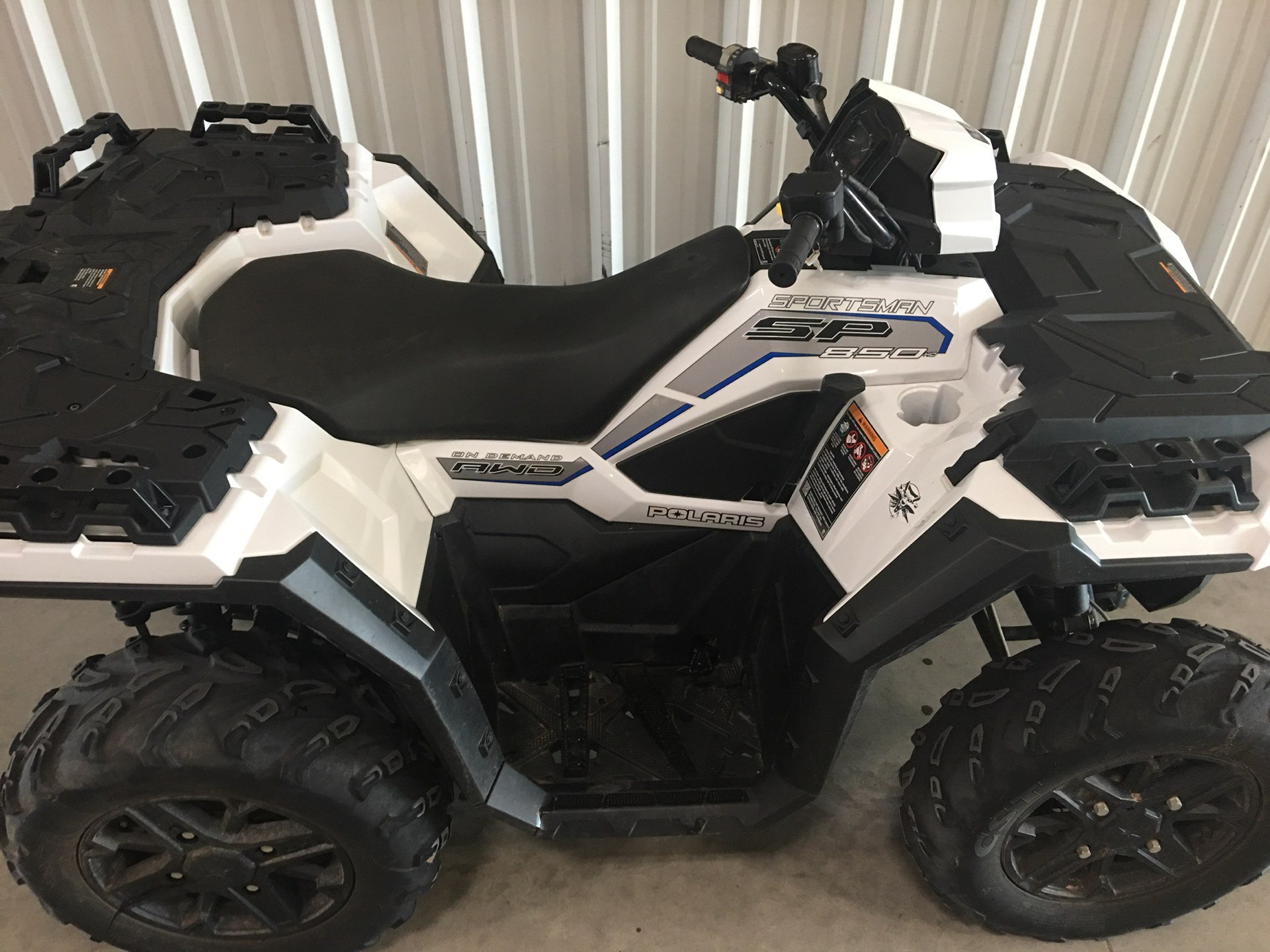2019 Polaris Sportsman 850 SP in Montezuma, Kansas - Photo 15