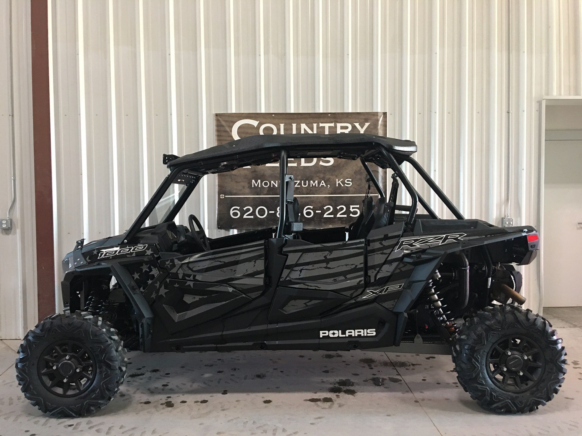 2020 Polaris RZR XP 4 1000 Limited Edition in Montezuma, Kansas - Photo 1
