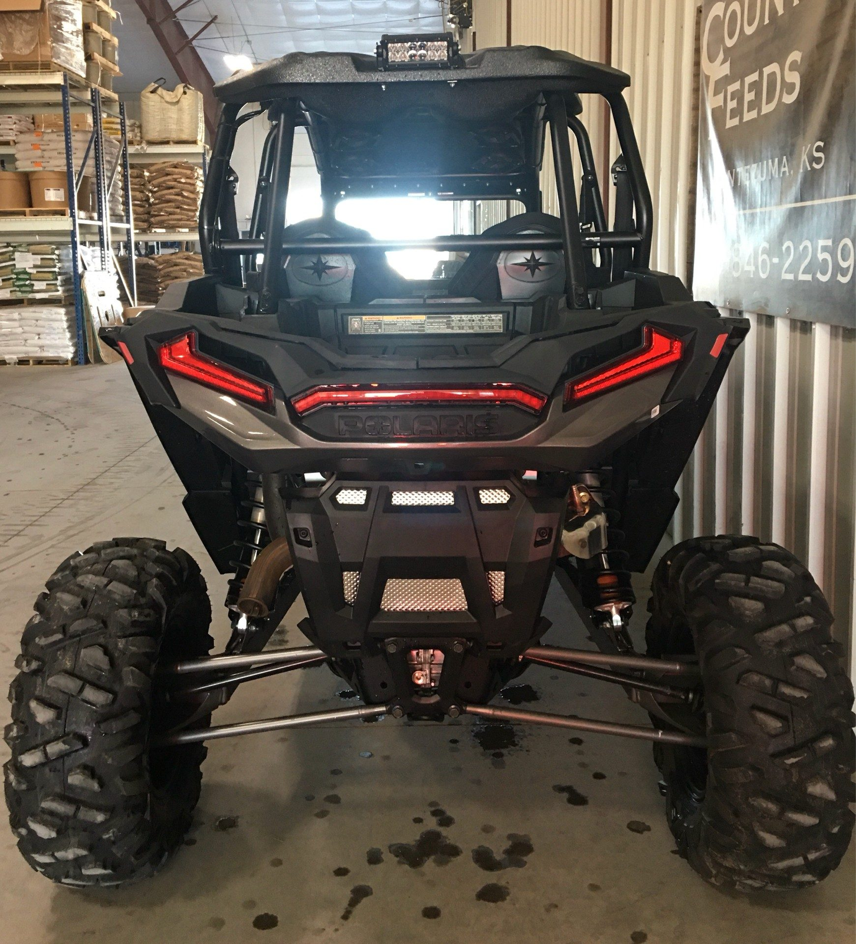 2020 Polaris RZR XP 4 1000 Limited Edition in Montezuma, Kansas - Photo 3