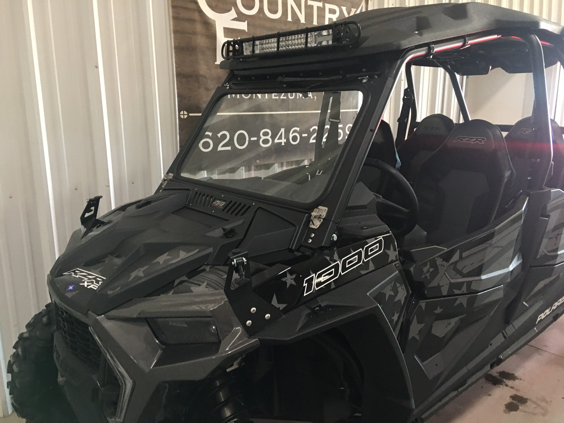 2020 Polaris RZR XP 4 1000 Limited Edition in Montezuma, Kansas - Photo 10