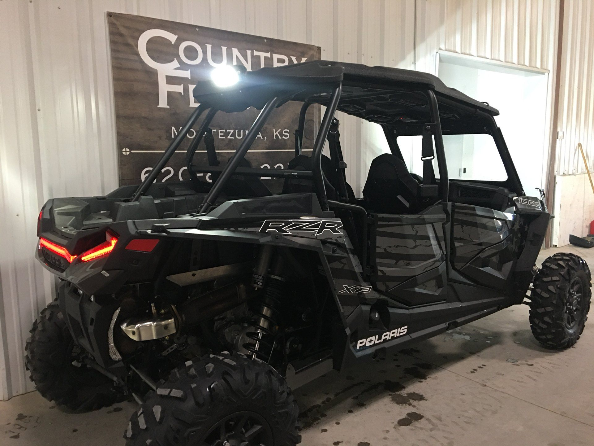 2020 Polaris RZR XP 4 1000 Limited Edition in Montezuma, Kansas - Photo 28