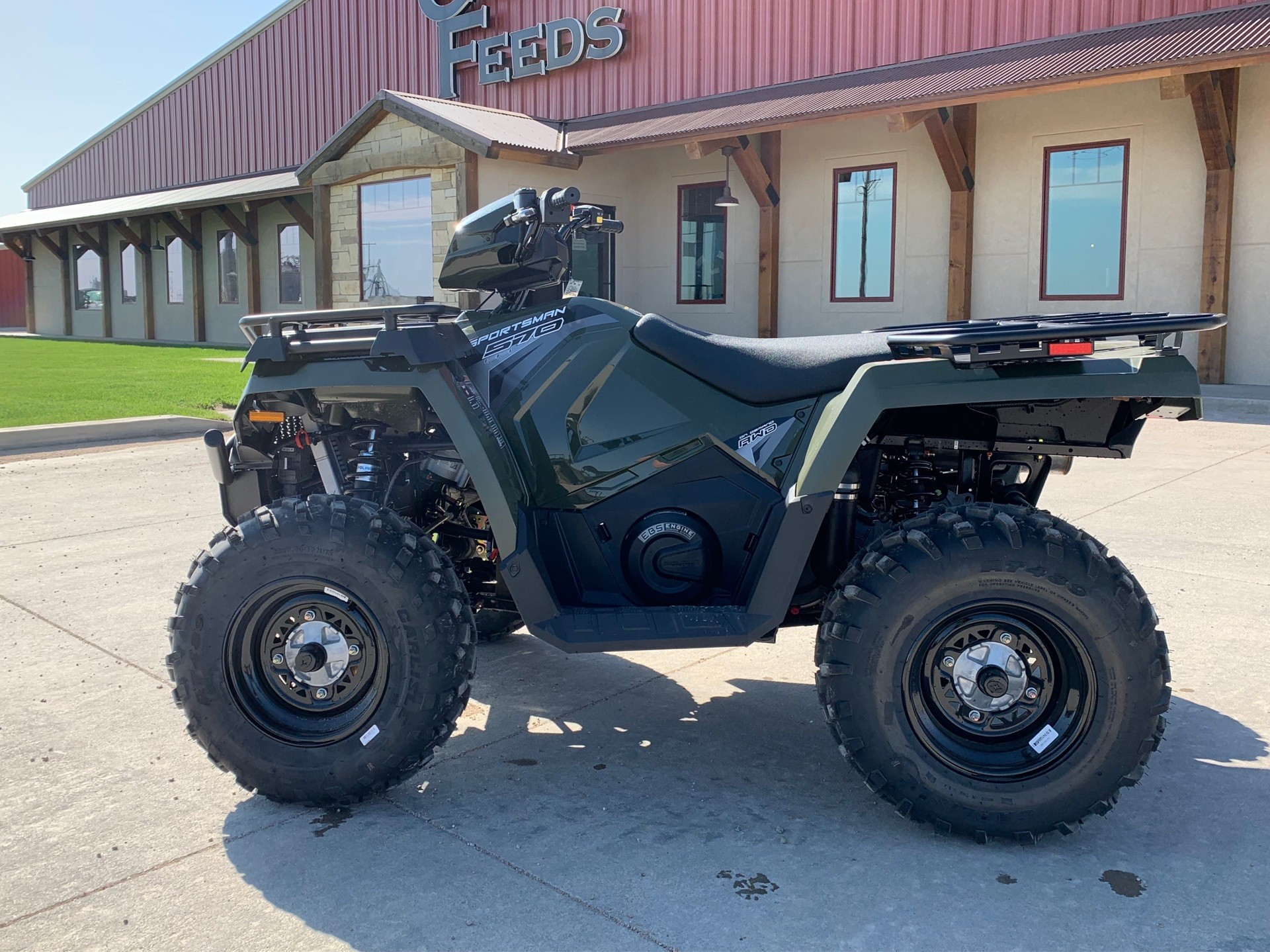 2020 Polaris Sportsman 570 EPS Utility Package in Montezuma, Kansas - Photo 1