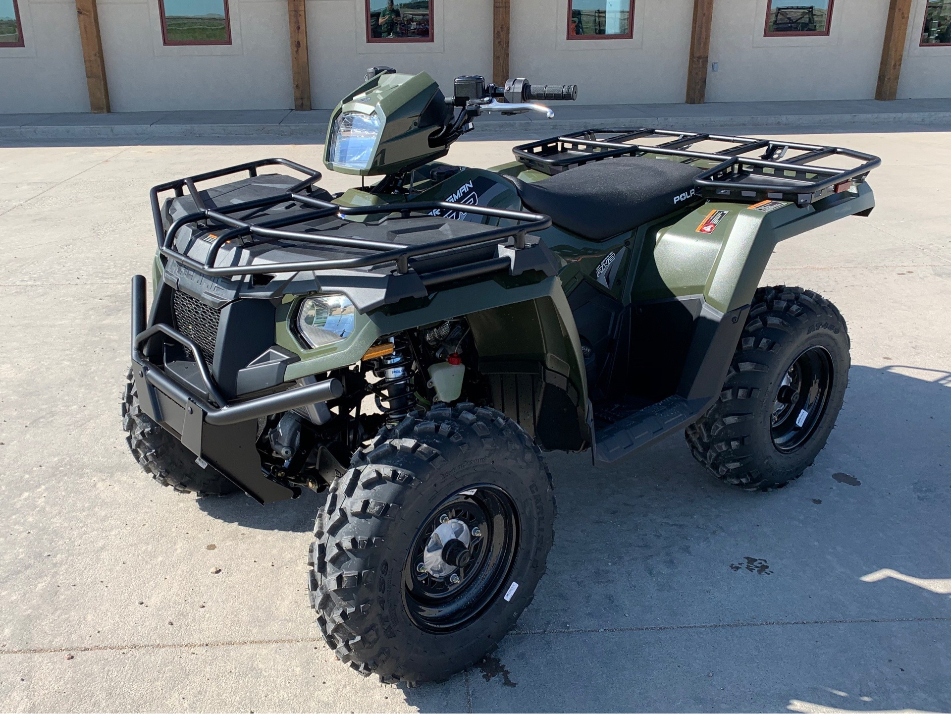2020 Polaris Sportsman 570 EPS Utility Package in Montezuma, Kansas - Photo 2