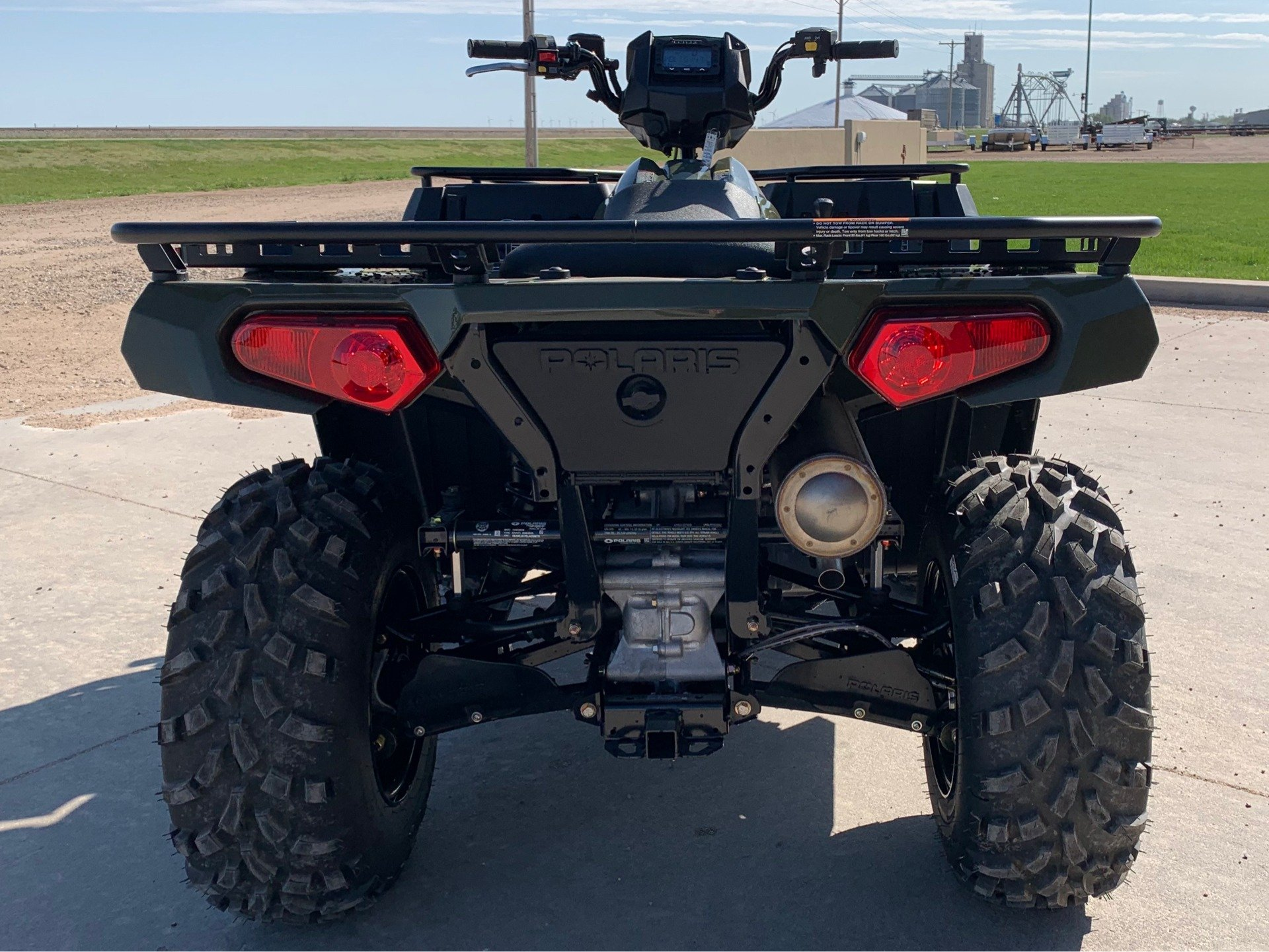 2020 Polaris Sportsman 570 EPS Utility Package in Montezuma, Kansas - Photo 7