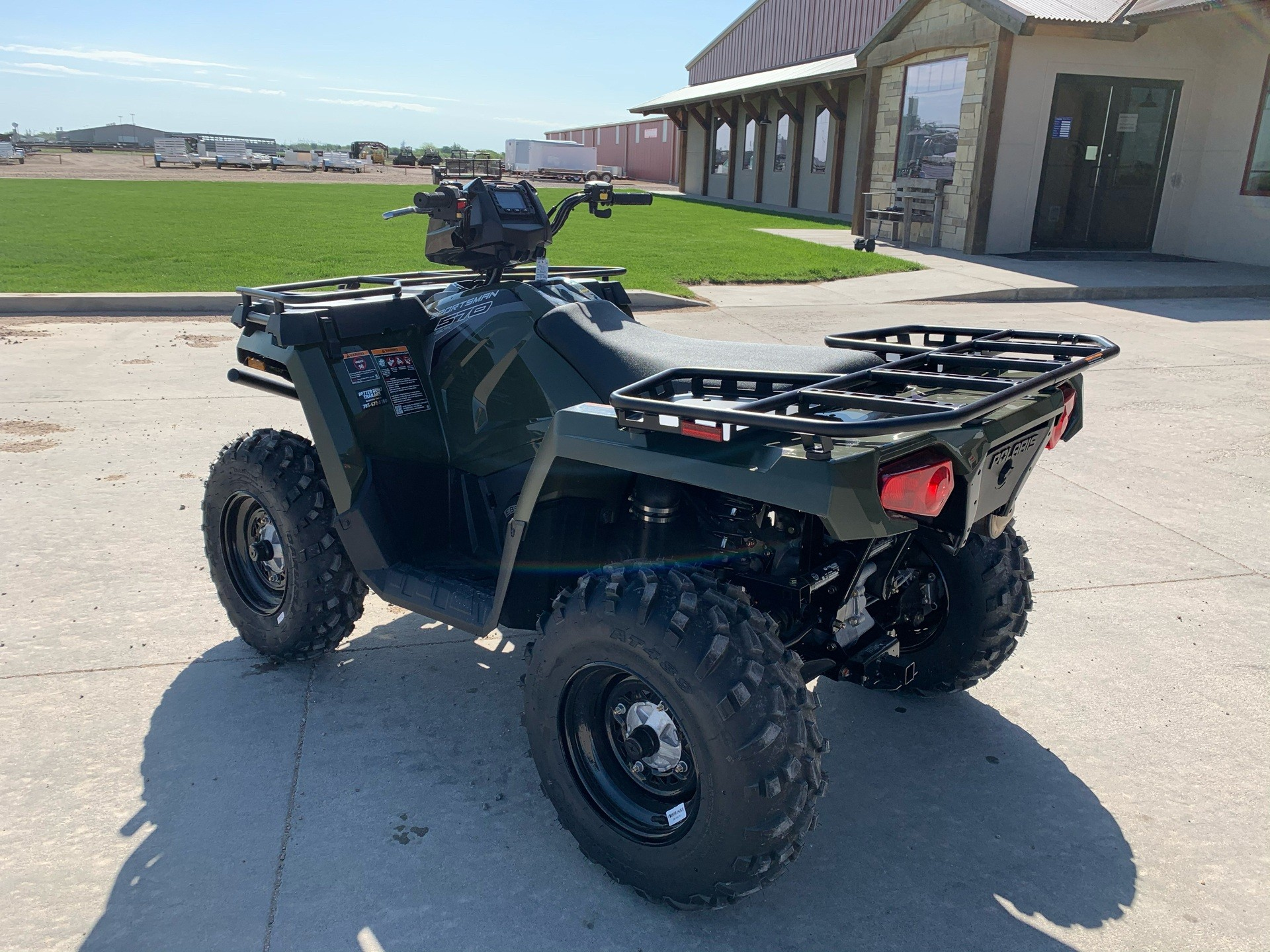 2020 Polaris Sportsman 570 EPS Utility Package in Montezuma, Kansas - Photo 8