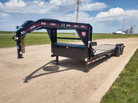 "2020 PJ Trailers 26' X 6"" CHANNEL EQUIPMENT TILT in Montezuma, Kansas - Photo 5"