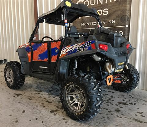 2013 Polaris RZR® XP 900 EPS LE in Montezuma, Kansas - Photo 2