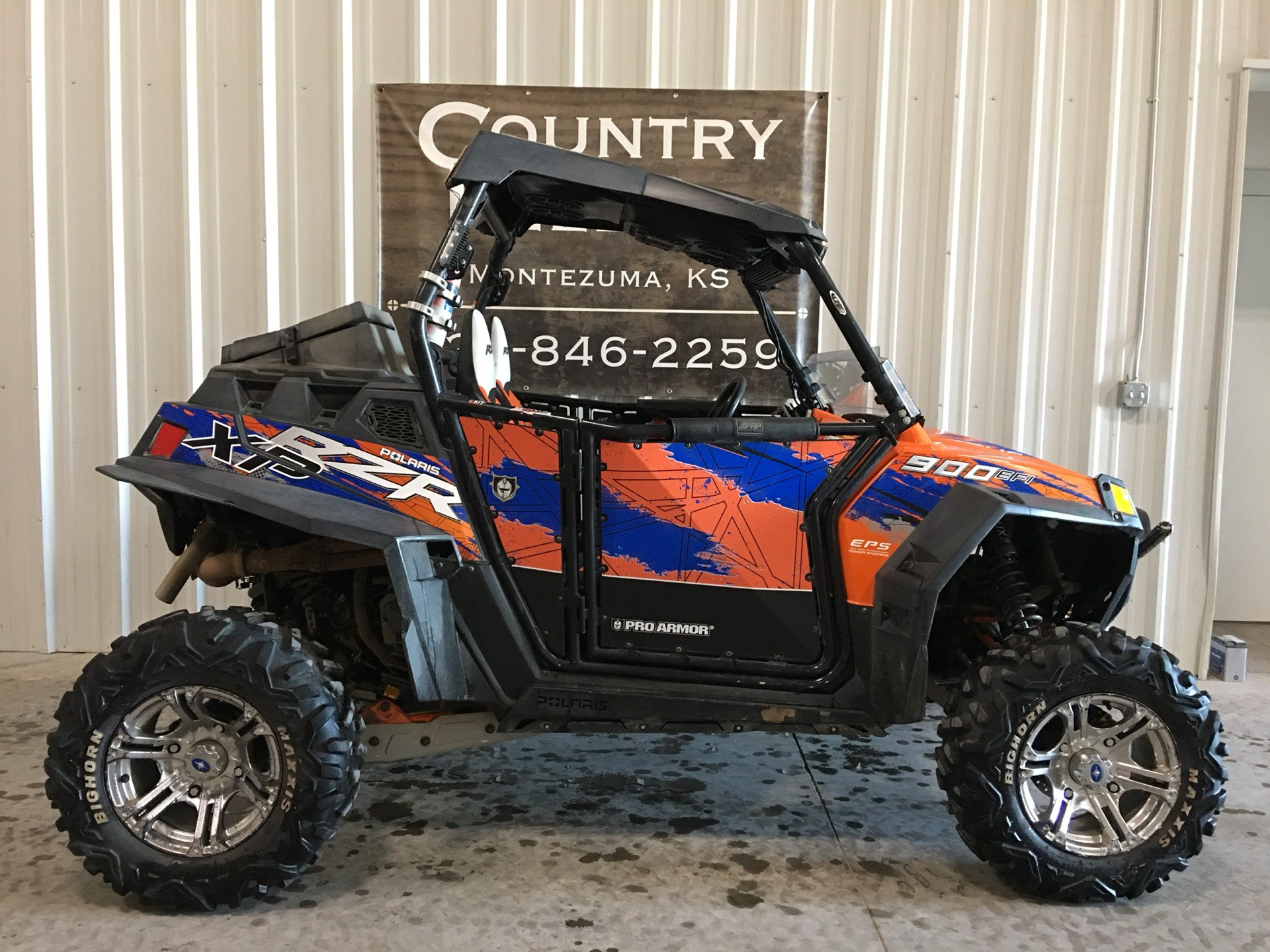 2013 Polaris RZR® XP 900 EPS LE in Montezuma, Kansas - Photo 25