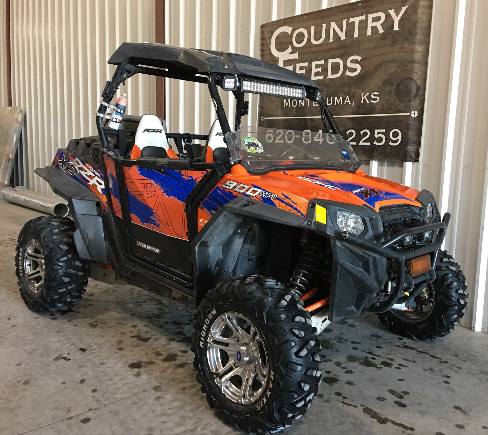 2013 Polaris RZR® XP 900 EPS LE in Montezuma, Kansas - Photo 26