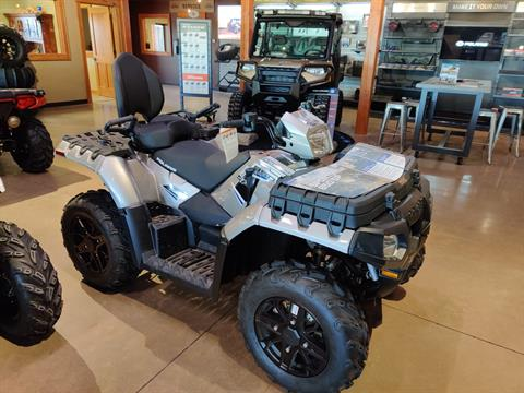 2019 Polaris Sportsman Touring 850 SP in Montezuma, Kansas - Photo 1