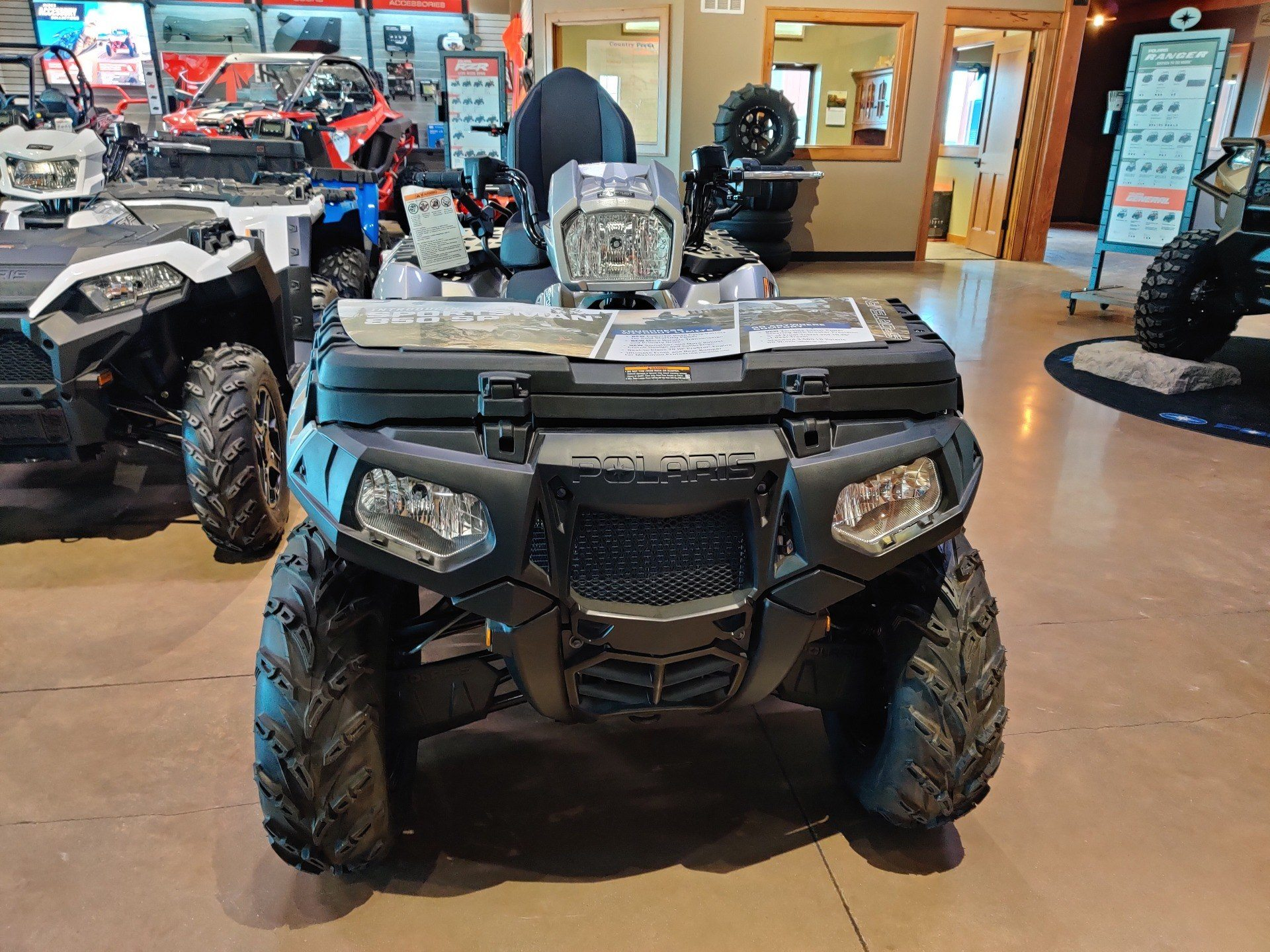 2019 Polaris Sportsman Touring 850 SP in Montezuma, Kansas - Photo 2