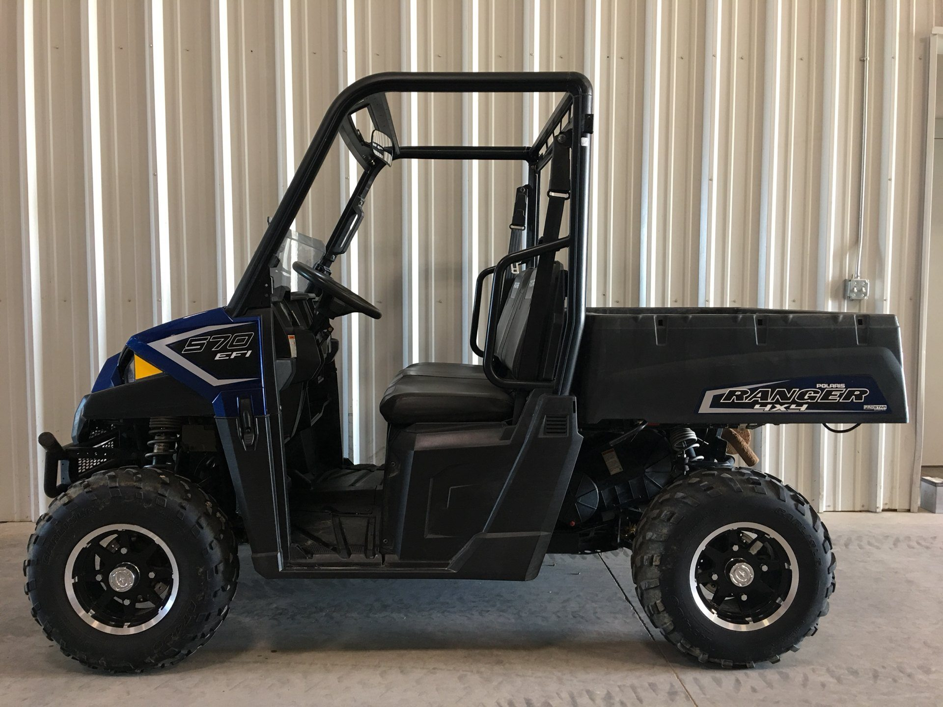 2018 Polaris Ranger 570 EPS in Montezuma, Kansas - Photo 1