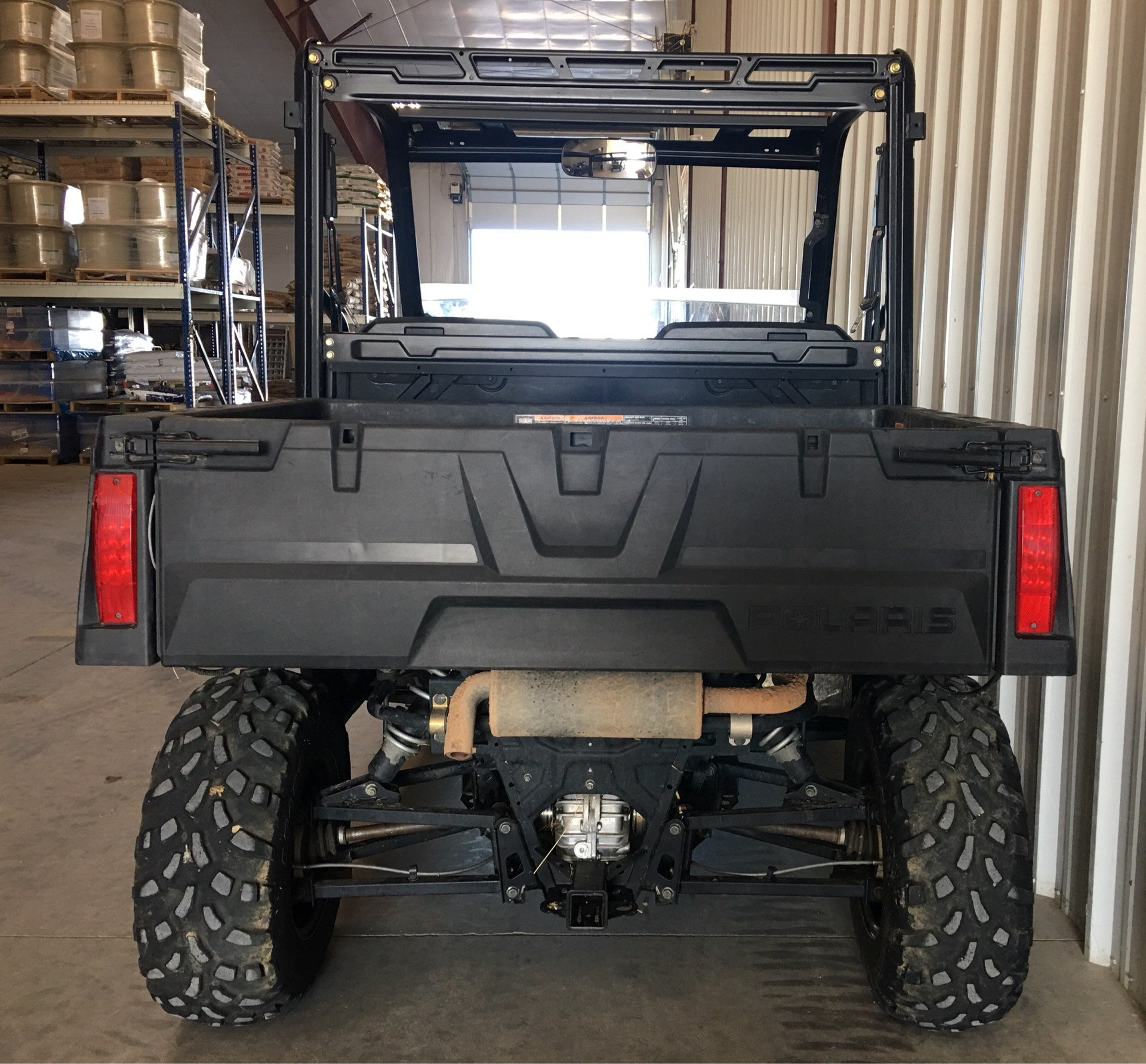2018 Polaris Ranger 570 EPS in Montezuma, Kansas - Photo 3